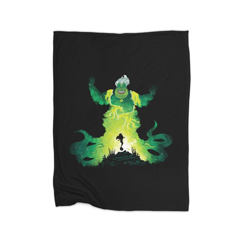 Villainous Spell Home Blanket by Daletheskater