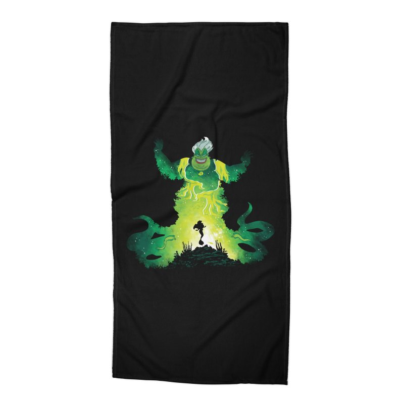 Villainous Spell Accessories Beach Towel by Daletheskater