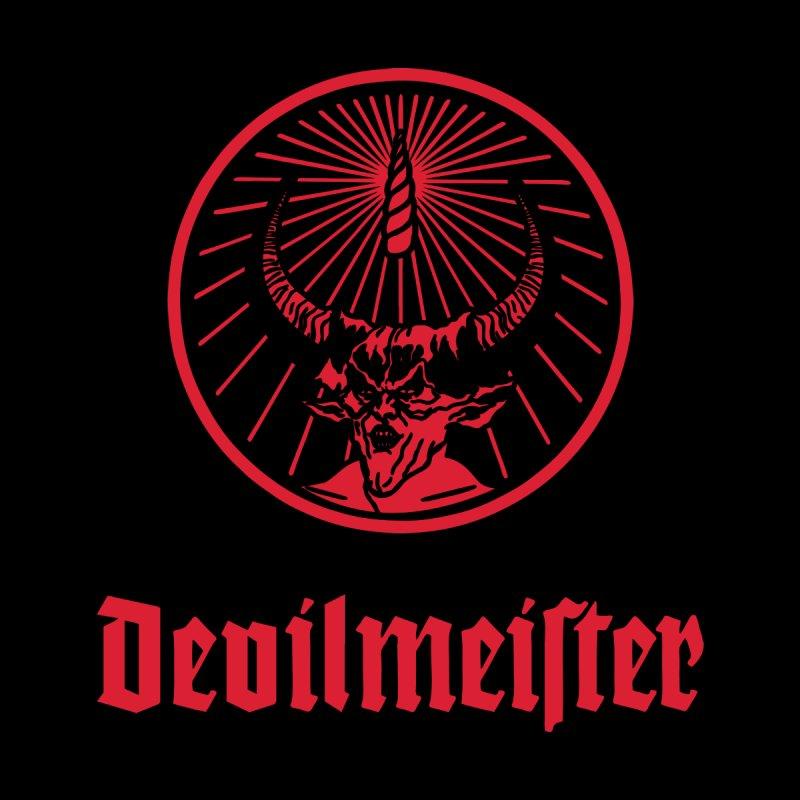 Devilmeister Men's T-Shirt by Daletheskater