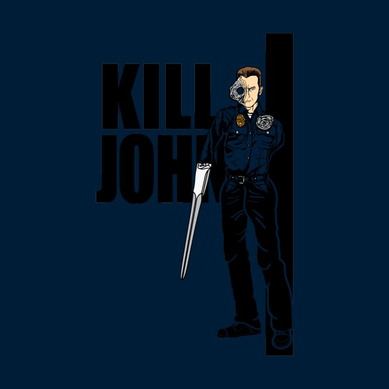 Kill John Men's T-Shirt by Daletheskater