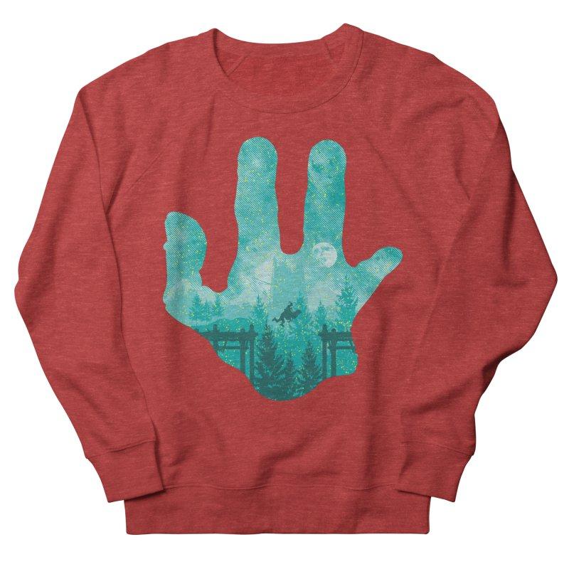 Abe's Adventure Men's Sweatshirt by Daletheskater