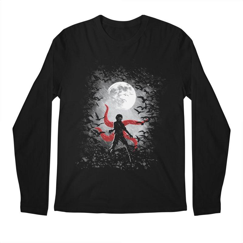 Darkest Hour Men's Longsleeve T-Shirt by Daletheskater
