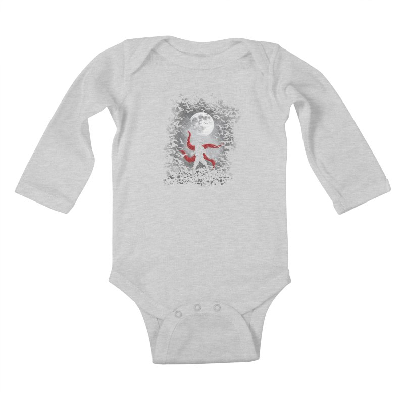 Darkest Hour Kids Baby Longsleeve Bodysuit by Daletheskater