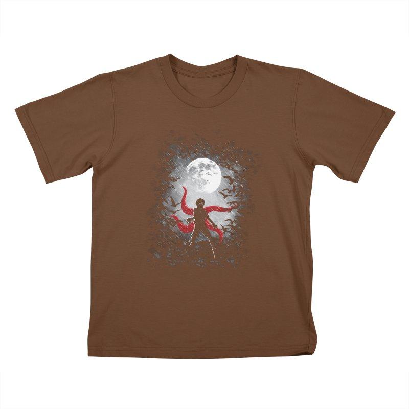 Darkest Hour Kids T-shirt by Daletheskater