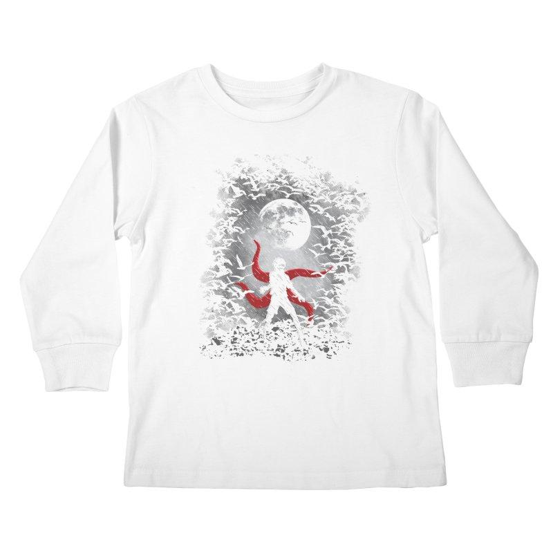 Darkest Hour Kids Longsleeve T-Shirt by Daletheskater