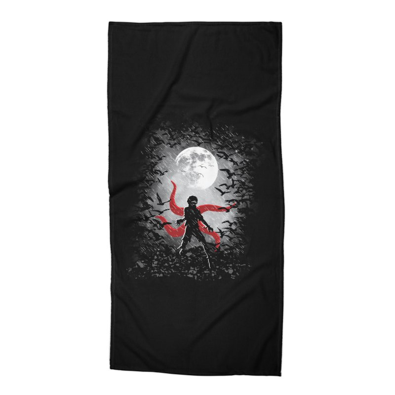 Darkest Hour Accessories Beach Towel by Daletheskater