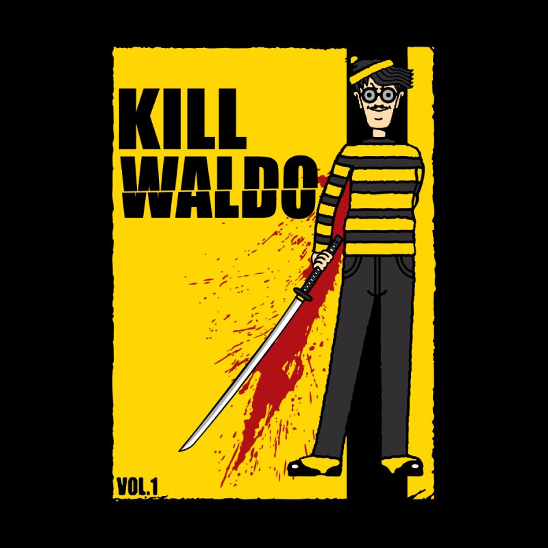 Kill Waldo Men's T-Shirt by Daletheskater