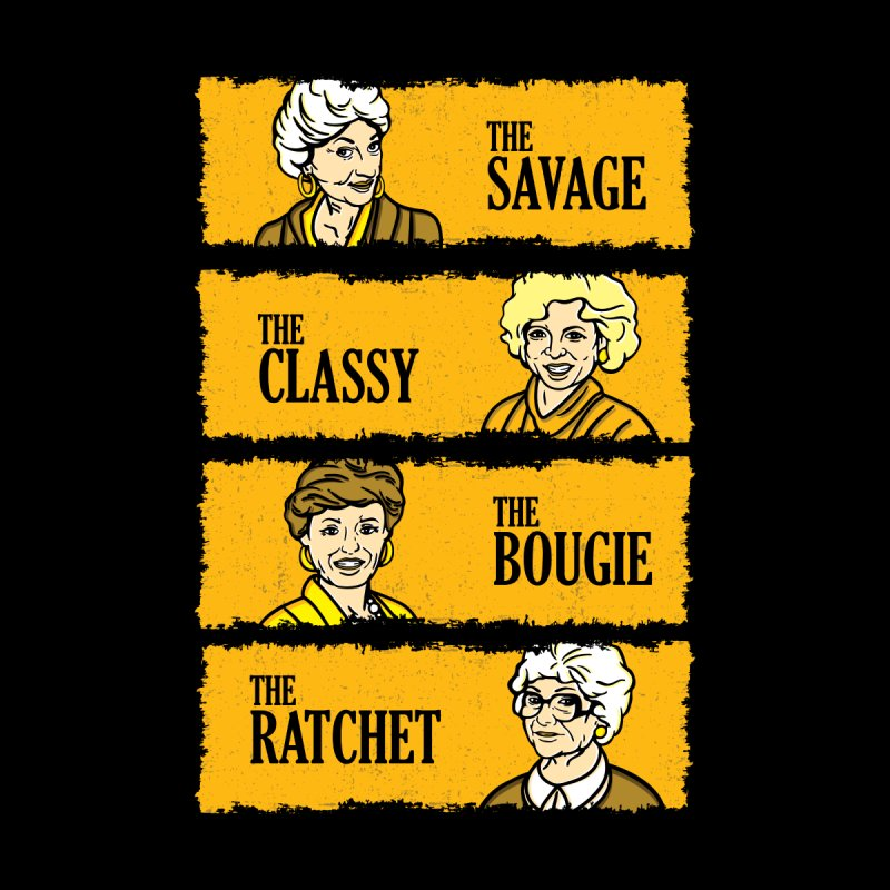 Golden Savages Women's T-Shirt by Daletheskater