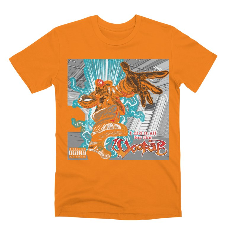 I Did It All For The Wookie Men's T-Shirt by Daletheskater