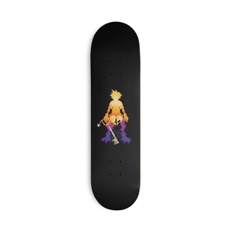 Kingdom Hero Accessories Skateboard by Daletheskater