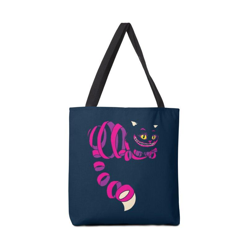 Villainous Cat Accessories Bag by Daletheskater