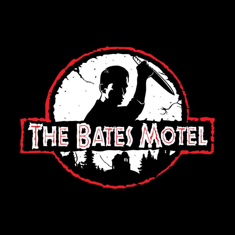 The Bates Motel Home Bath Mat by Daletheskater