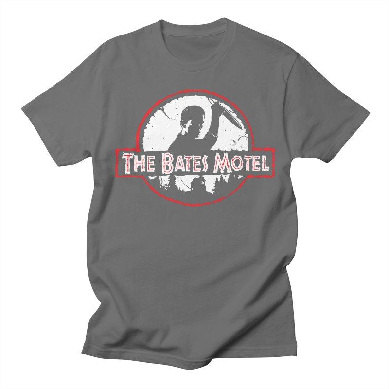 The Bates Motel Men's T-Shirt by Daletheskater