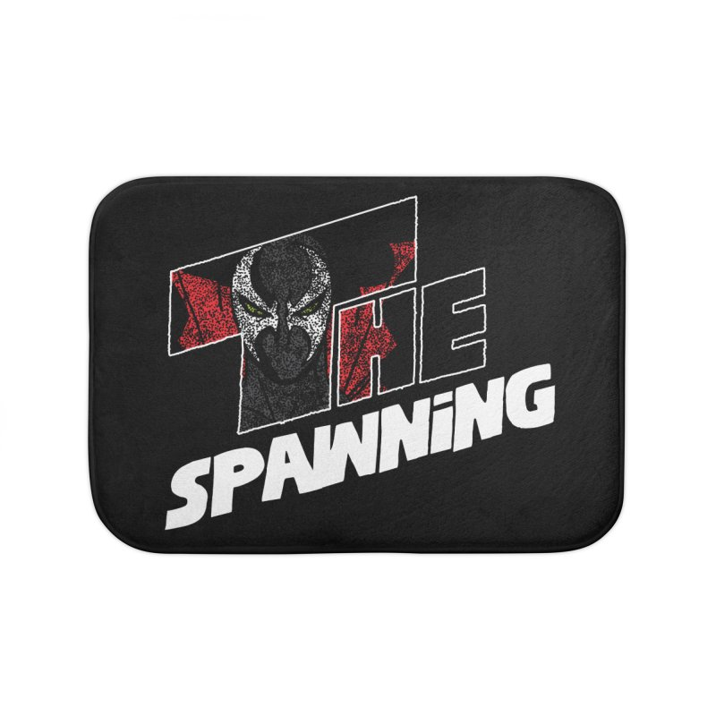 The Spawning Home Bath Mat by Daletheskater