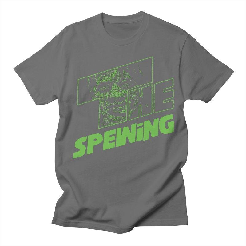 The Spewing Men's T-Shirt by Daletheskater