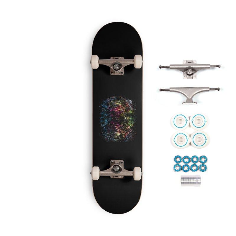 Star Trail Accessories Skateboard by Daletheskater