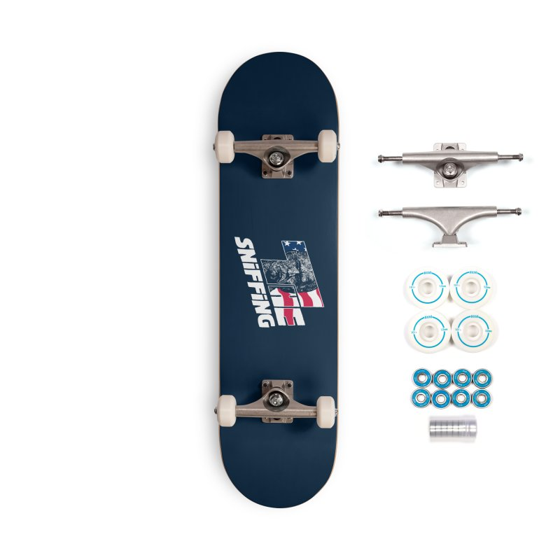 The Sniffing Accessories Skateboard by Daletheskater