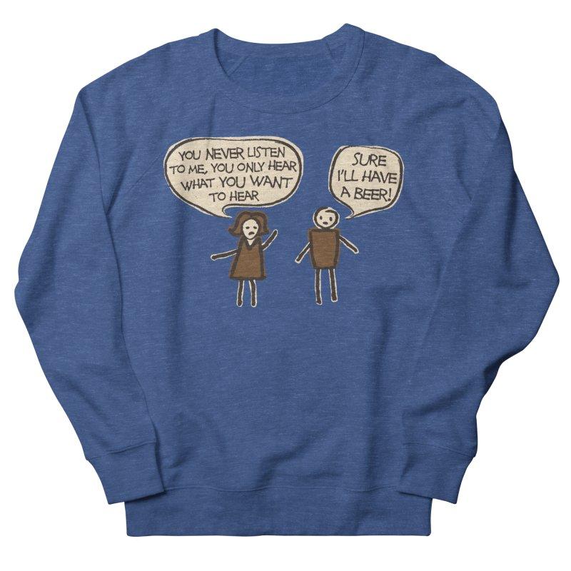 Beer Time! Men's Sweatshirt by Daletheskater