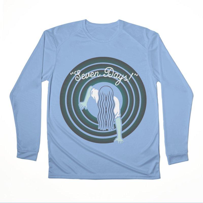 Seven Days! Women's Longsleeve T-Shirt by Daletheskater