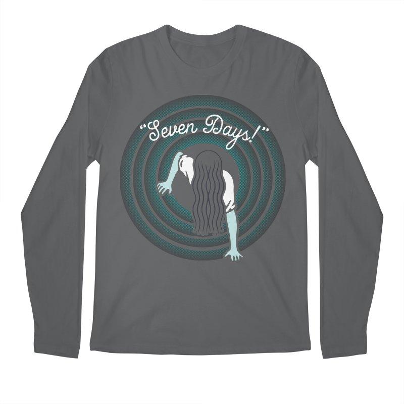 Seven Days! Men's Longsleeve T-Shirt by Daletheskater