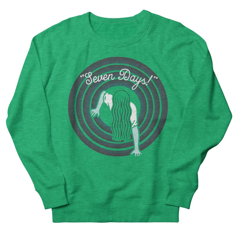 Seven Days! Men's Sweatshirt by Daletheskater