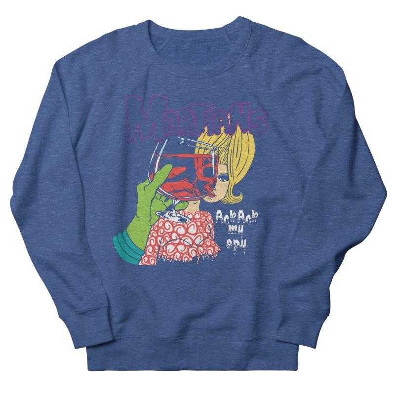 Ack Ack My Spy Men's Sweatshirt by Daletheskater