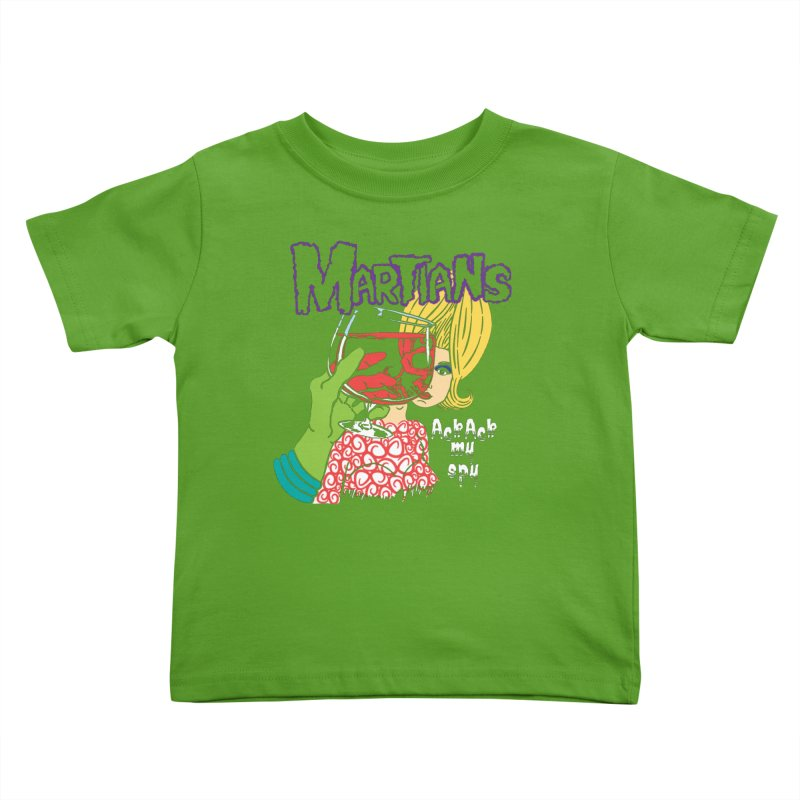 Ack Ack My Spy Kids Toddler T-Shirt by Daletheskater