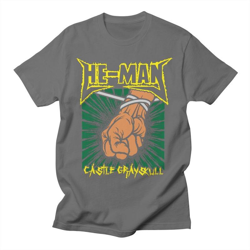 Castle Grayskull Women's T-Shirt by Daletheskater