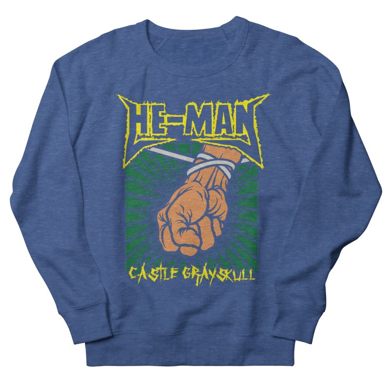 Castle Grayskull Men's Sweatshirt by Daletheskater