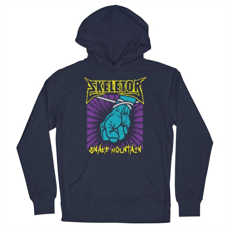 Snake Mountain Men's Pullover Hoody by Daletheskater