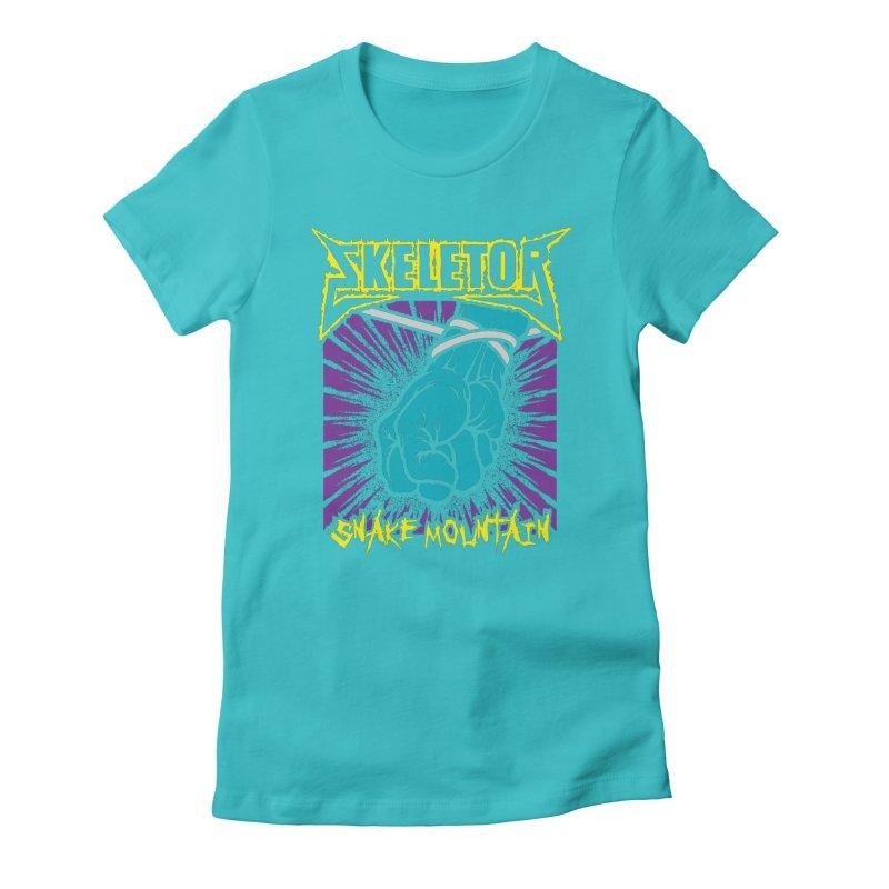 Snake Mountain Women's T-Shirt by Daletheskater
