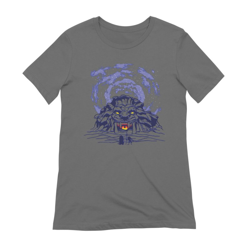 Mufasa's Cave Women's T-Shirt by Daletheskater