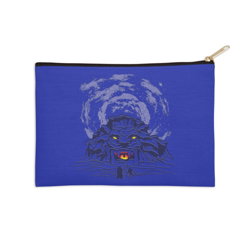 Mufasa's Cave Accessories Zip Pouch by Daletheskater