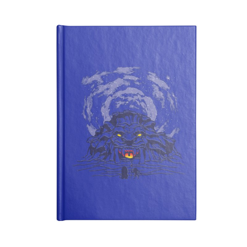 Mufasa's Cave Accessories Notebook by Daletheskater