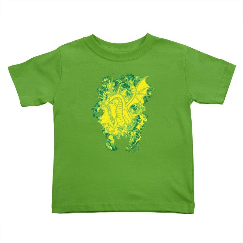 Mistress Of Evil Kids Toddler T-Shirt by Daletheskater