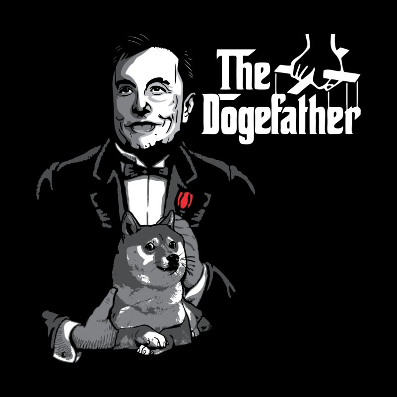 The Dogefather Women's Scoop Neck by Daletheskater