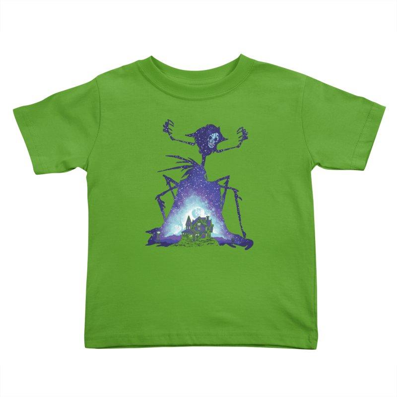 Evil Beldam Kids Toddler T-Shirt by Daletheskater