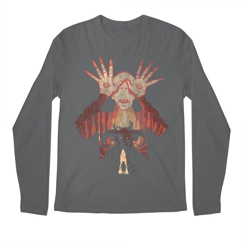 Horrific Tale Men's Longsleeve T-Shirt by Daletheskater