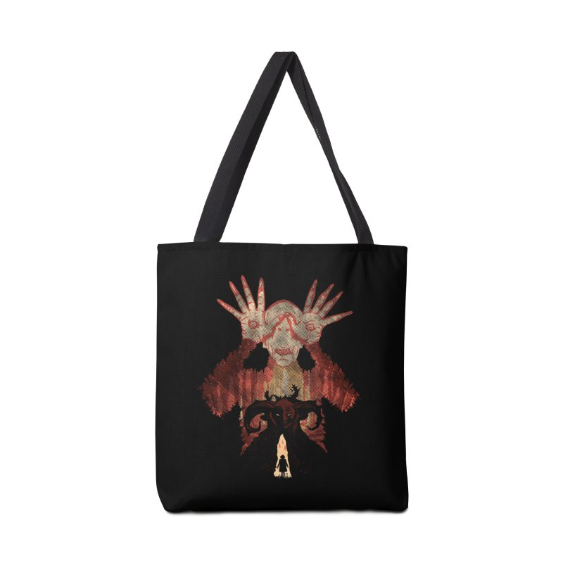 Horrific Tale Accessories Bag by Daletheskater