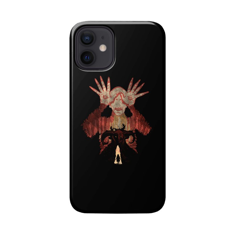 Horrific Tale Accessories Phone Case by Daletheskater
