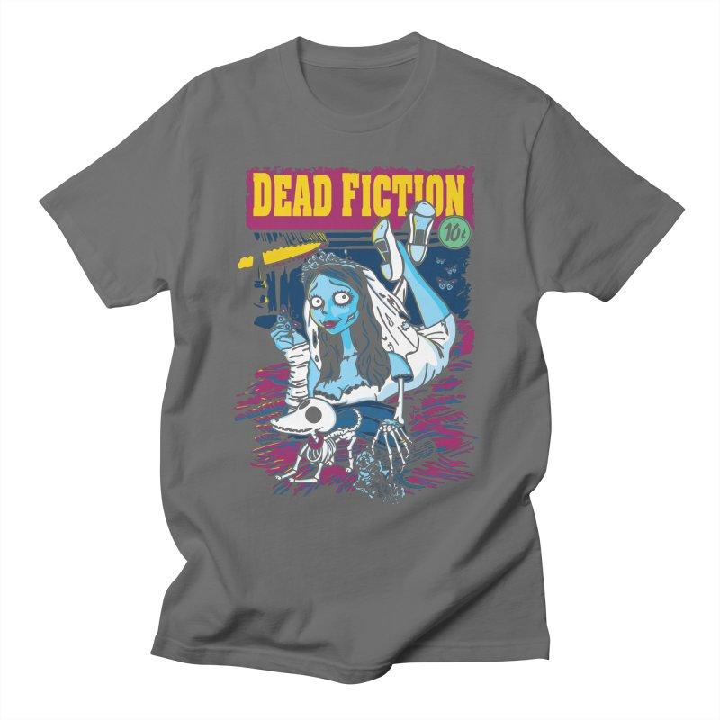 Dead Fiction Women's T-Shirt by Daletheskater