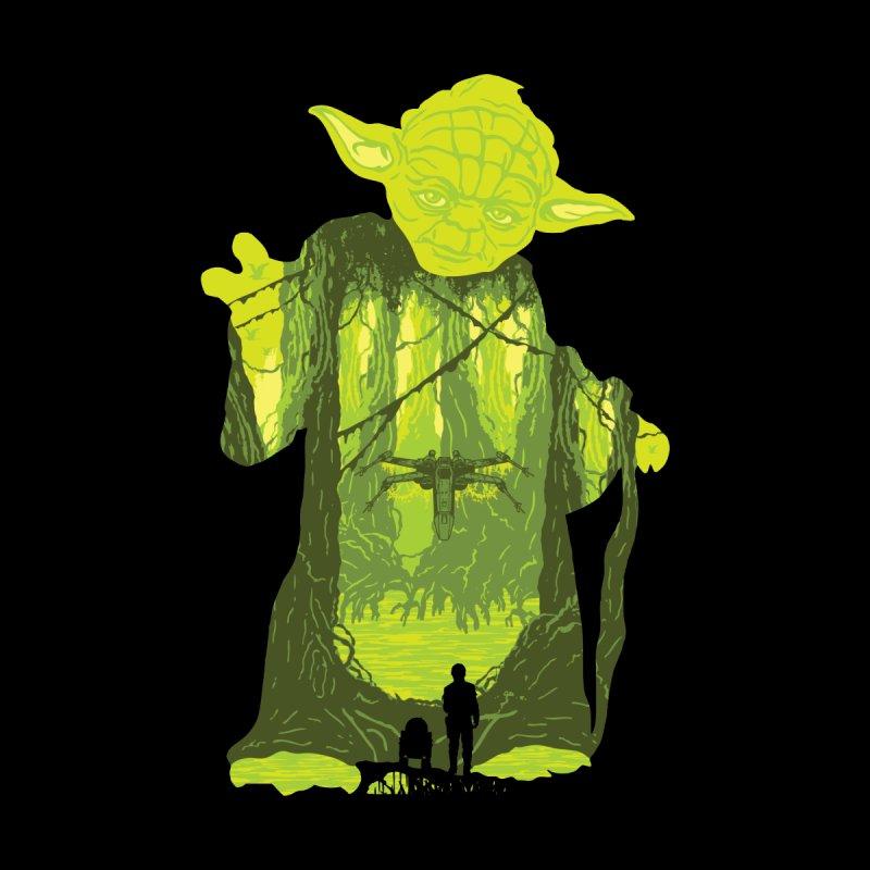 Jedi Master Kids Toddler T-Shirt by Daletheskater