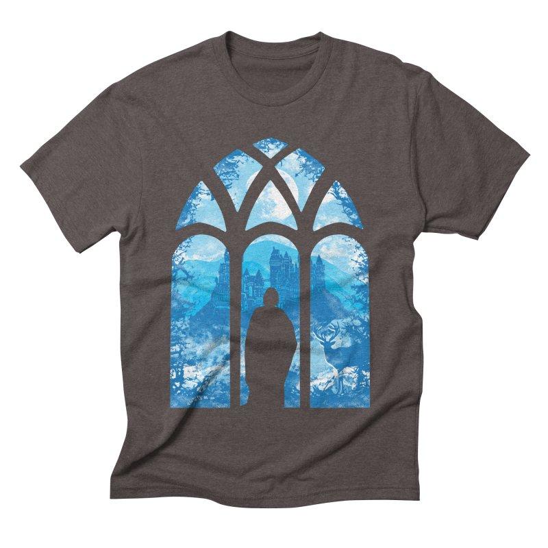 Remember Men's Triblend T-shirt by Daletheskater