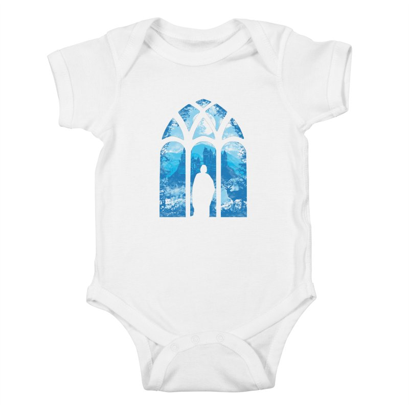 Remember Kids Baby Bodysuit by Daletheskater