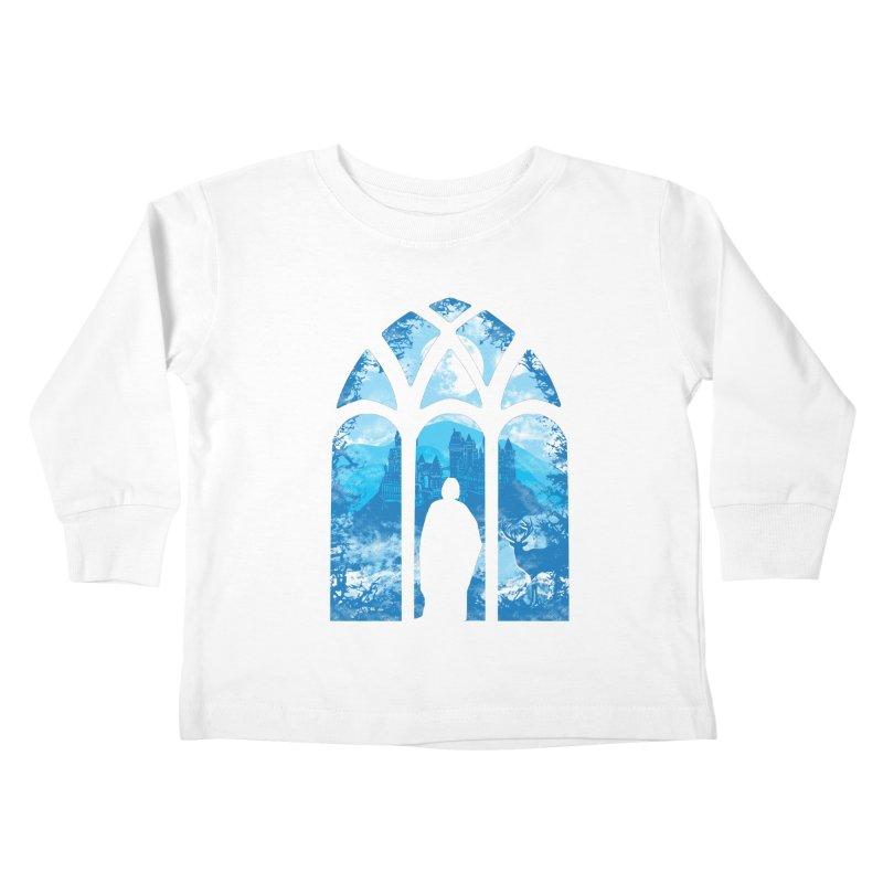 Remember Kids Toddler Longsleeve T-Shirt by Daletheskater