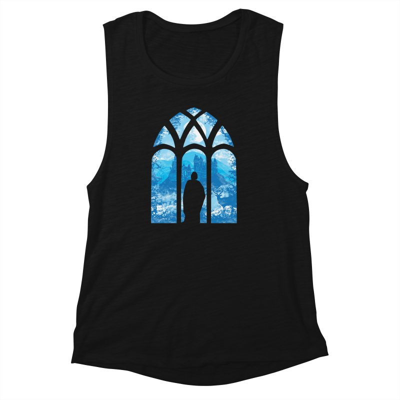 Remember Women's Muscle Tank by Daletheskater