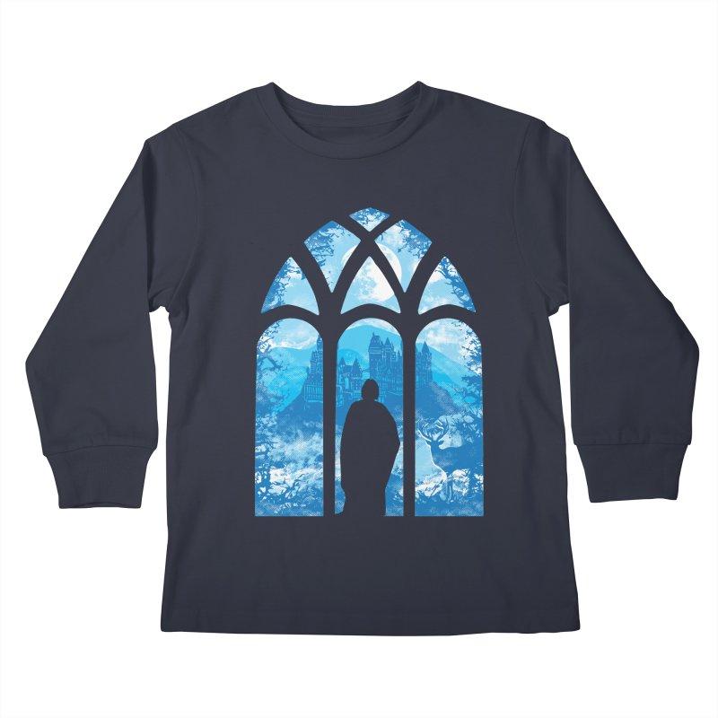 Remember Kids Longsleeve T-Shirt by Daletheskater