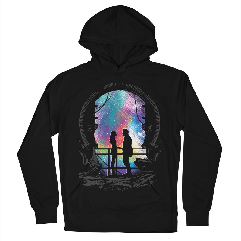 Universal Alignment Women's Pullover Hoody by Daletheskater