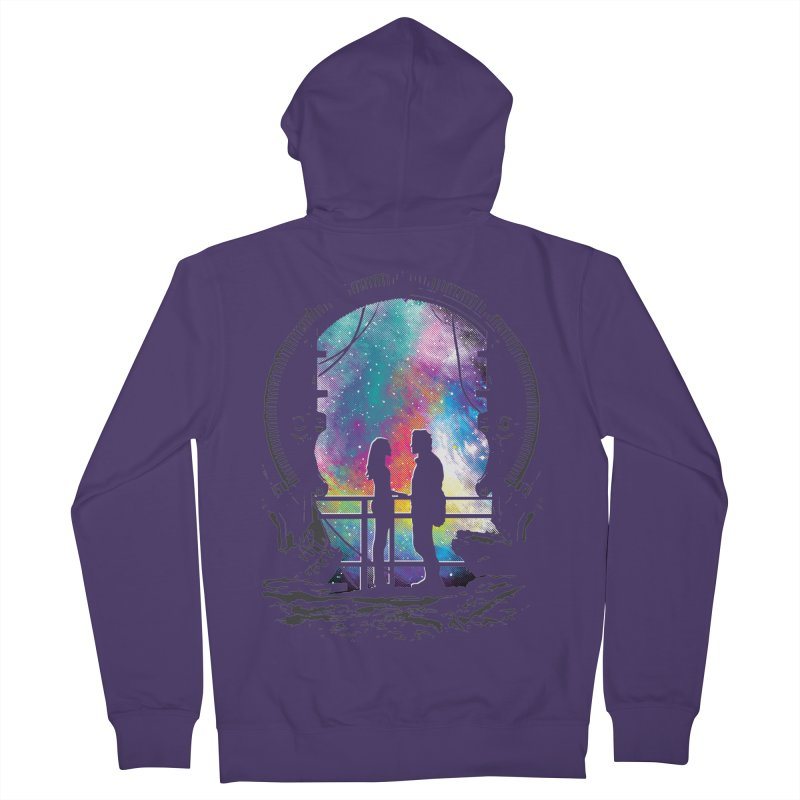 Universal Alignment Women's Zip-Up Hoody by Daletheskater