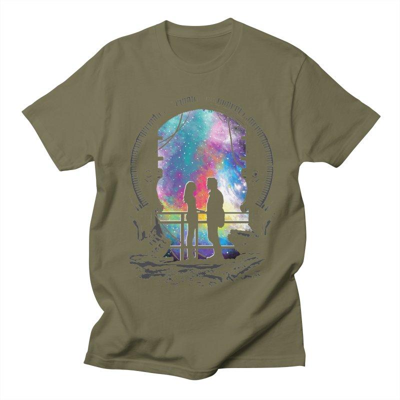 Universal Alignment Men's T-shirt by Daletheskater